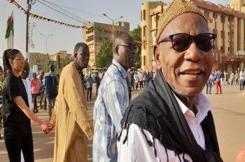 Fespaco 2019 : Jean-Pierre Dikongue Pipa Célébré !