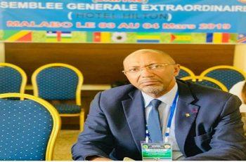 Afrique Centrale : Seidou Njoya élu vice-président de l'Uniffac.