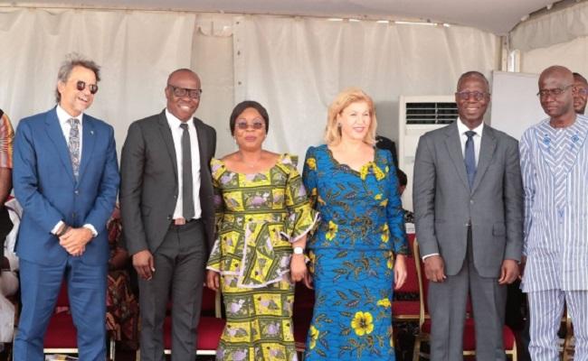 Ouverture du Femua 12 : Dominique Ouattara (Marraine) : « Le Femua fait notre fierté à tous ».