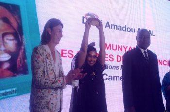 Prix Orange du Livre en Afrique 2019: Djaïli Amadou Amal lauréate de la 1ère édition.