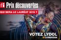 Prix Découvertes RFI 2019: voici la liste des lauréats.