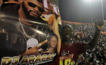 Côte d'Ivoire : retour en images sur les obsèques de DJ Arafat.