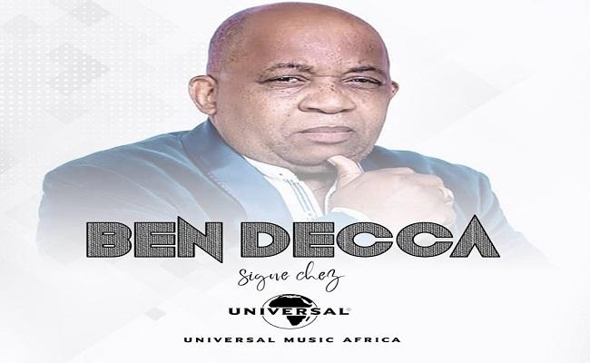 Showbiz Cameroun: Ben Decca rejoint Universal Music Africa.