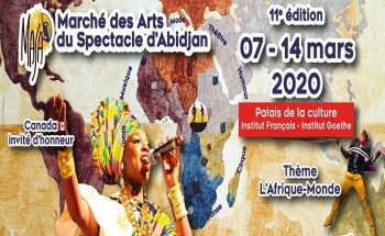 Masa 2020, la 11ème édition du Marché des Arts du Spectacle d'Abidjan (MASA) se tiendra à Abidjan.