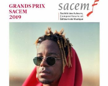 Grand Prix des Sacem 2019 : Blick Bassy récompensé.