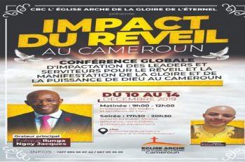 Impact du Réveil au Cameroun 2019, du 10 au 14 décembre 2019 à Yaoundé.