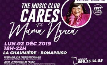 Solidarité : les artistes chantent pour soutenir Mama Nguea