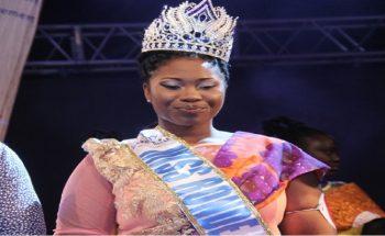 Miss ronde et belle 2019 : Marina Monegnoko couronnée.