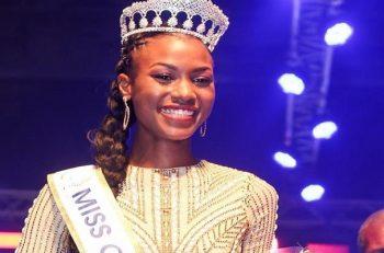 Miss Cameroun 2020 : Audrey Nabila Monkam couronnée.