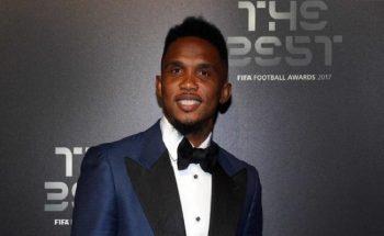 CAF Awards 2019 : Samuel Eto'o va présenter la cérémonie.