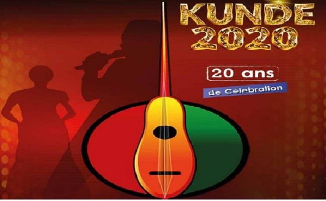 CONFÉRENCE DE PRESSE DES KUNDÉ, le dimanche 09 février 2020 au Ciné Neerwaya.
