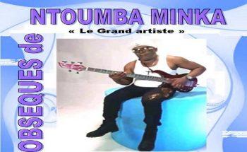 Le programme des obsèques de l'artiste Ntoumba Minka enfin disponible