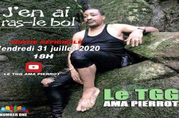 NOUVEL ALBUM DU TGG AMA PIERROT, UNE AUTRE DIMENSION DE L'HOMME !!!